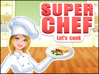 Super Chef Game - Arcade Games