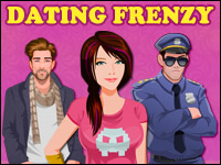 Dating Frenzy Game - Romance Games