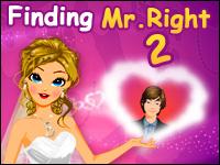 Znaleźć Mr. Prawo 2 Gra - Dress-Up Games