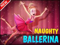 顽皮的芭蕾舞演员 游戏 - Naughty Games