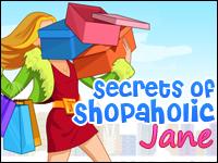 Secrets Of Shopaholic Jane Game - Dress-Up Games