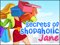 Secrets Of Shopaholic Jane Game - Dress-Up Games