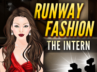 Runway Fashion: The Intern Game - Dress-Up Games