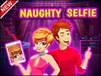 Niegrzeczny Selfie Game - Naughty Games