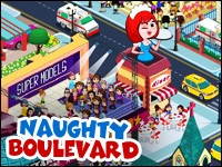 Naughty Boulevard Game - Unknown